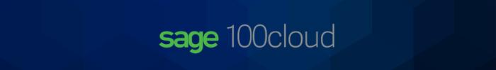 Sage 100C Banner